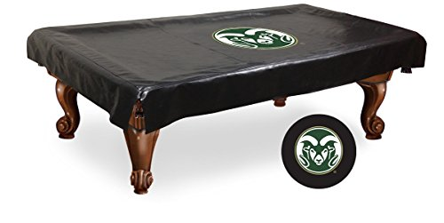 Colorado State Rams Billiard Table Cover-8 by HBS