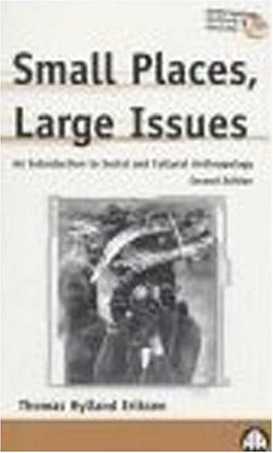 Small Places, Large Issues: An Introduction to Social and Cultural Anthropology (Anthropology, Culture, and Society)