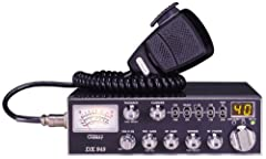 40 Channel AM/SSB Mobile