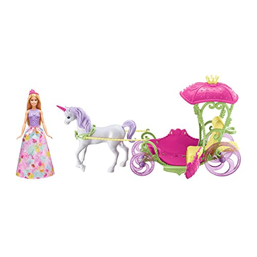 Check expert advices for fisher price unicorn carriage?