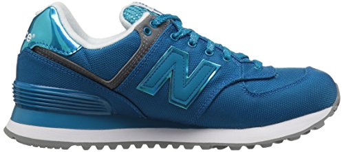 Nuovo Equilibrio Damen 574 Sneaker Vivido Ozono Blu