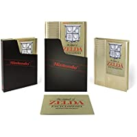 The Legend of Zelda Encyclopedia Deluxe Edition Hardcover by Nintendo