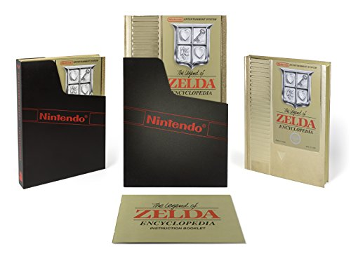 Price comparison product image The Legend of Zelda Encyclopedia Deluxe Edition