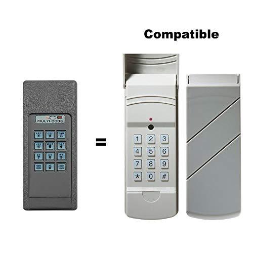 Multi-Code 4200 Wireless Digital Keyless Entry Keypad MultiCode 420001 MCS420001