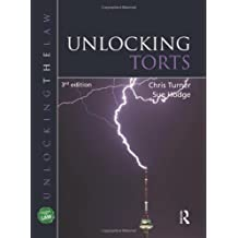 Unlocking Torts, 3rd UK edition