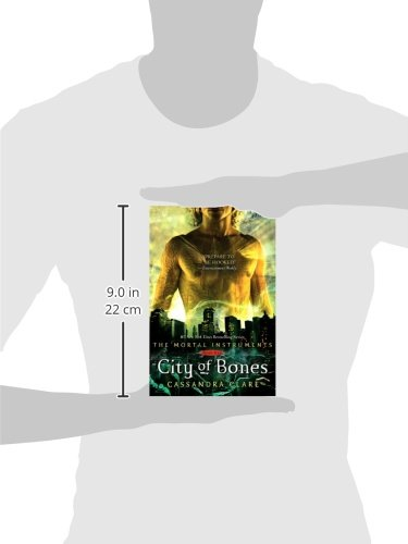 city of bones book report