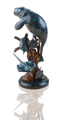 Manatee and Friends Figurine