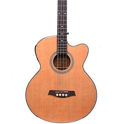 Kadence Chronicle Series Acoustic Bass Guitar Spruce Wood