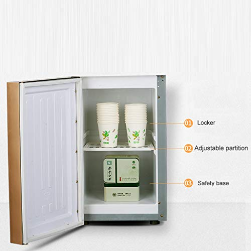 Hot Water Dispensers Household vertical hot water dispenser Bedroom cooling hot water dispenser Household quick-heat hot water dispenser Hot and cold energy-saving heater Office refrigeration water di by Combination Water Boilers Warmers (Image #2)