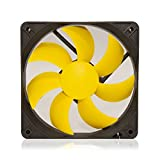 Silenx EFX-12-12 Effizio 120x25mm 12dBA 44CFM PC Computer Case Fan - REFURBISHED