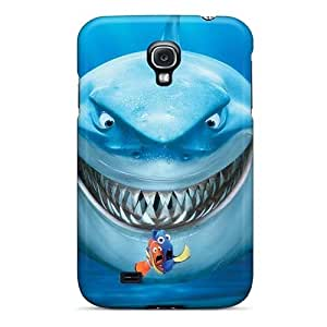 DannyLCHEUNG Samsung Galaxy S4 Shock-Absorbing Hard Phone Covers Allow Personal Design Beautiful The Croods Pattern [uWt6616AUnU]