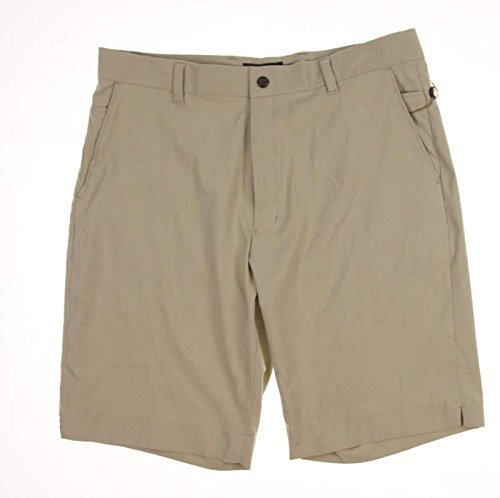 new-mens-g-mac-by-kartel-mctech-golf-shorts-size-34-ecru-bone-mctechs
