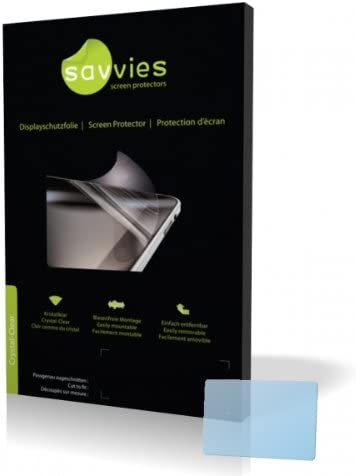 100/% fits Display Protection Film Protective Film Savvies Crystalclear Screen Protector for Siemens Gigaset A260