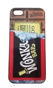iPhone Case, Wonka Bar (Wonka Bar (iPhone 5 black)) (5s case)