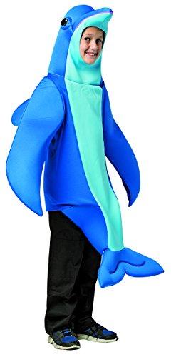 Rasta Imposta 6484-710 7-10 Dolphin Costume