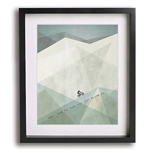 Rites Of Passage | Third Eye Blind inspired song lyric art print - geometric wall art ()