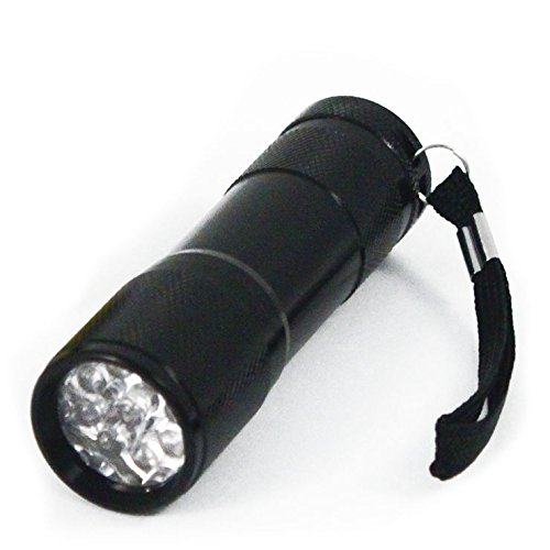 Ultimate UV Theft Detection Spy Combo UV Pen Powder and LED Light by CCS Spy Gear (Image #1)