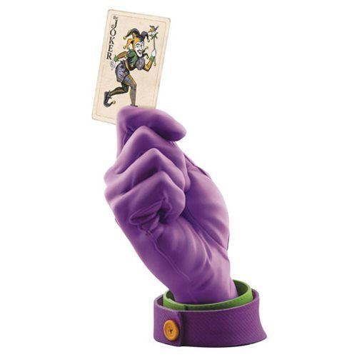 Cryptozoic DC Comics: The Joker's Calling Card (Artist Edition) Statue