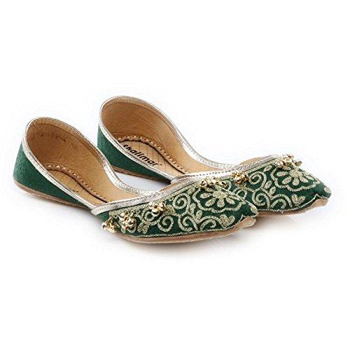 Bottle Mujer Green Shoes Shalimar GS Ballet UK Ww4UABnqP