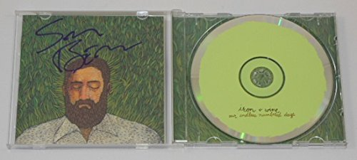Iron + Wine Our Endless Numbered Days Sam Beam Hand Signed Autographed Music Cd Compact Disc Loa