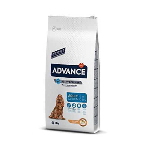 Advance Pienso para Perro Medium Adulto con Pollo – 14000 gr
