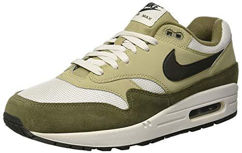 Nike Air Max 1 Mens Trainers AH8145 Sneakers Shoes (UK 7 US 8 EU 41, Medium Olive Sequoia 201)