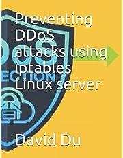 Preventing DDoS attacks using iptables Linux server