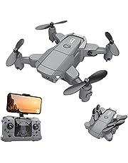LGDD Ky905 Mini 4K Dual Camera Drone Opvouwbaar Hd Real-Time Video Zes-Assige Afstandsbediening Gps Home Volgen Gebarenbediening Auto Hover en Wifi Fpv-Transmissie Geschikt Voor