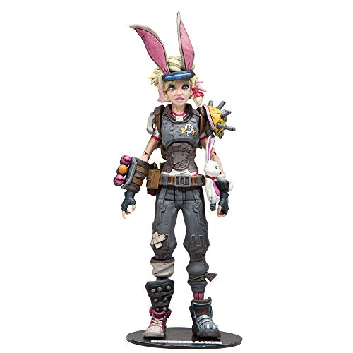 McFarlane Toys Borderlands - Tiny Tina 2 Action Figure, Multi
