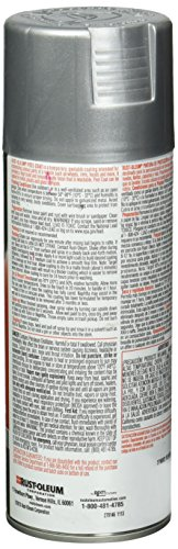 Rust-Oleum 276802 Silver Automotive Peel Coat Spray, 11 fl. oz. by Rust-Oleum (Image #1)