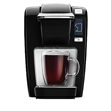 Keurig K15 Coffee Maker, Black (New Packaging)