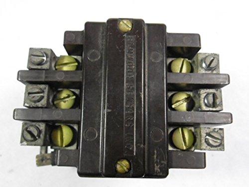 Elmwood Sensors 30-F0-30-4034B16B-32 Contactor 600V AC