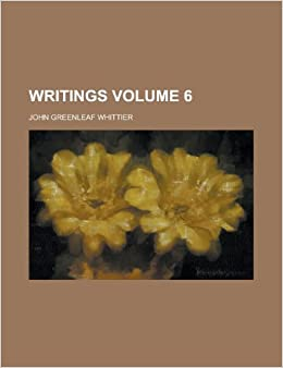 Book Writings Volume 6