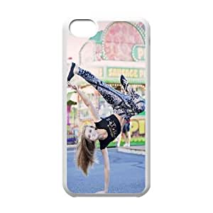 custom iphone 5c Case, hip hop dance hard back case for iphone 5c at Jipic (style 9)