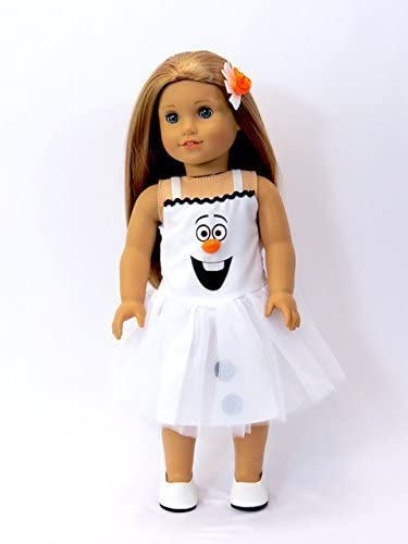 American Girl Doll 18 Olaf