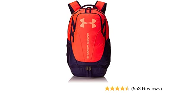Amazon.com  Under Armour Hustle 3.0 Backpack  Under Armour  Sports    Outdoors 46139dd9fd
