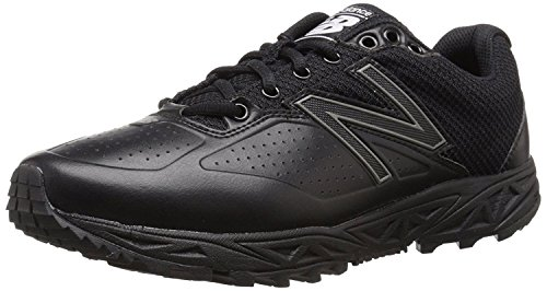 New Balance Mens MU950V2 Umpire Low Shoe, Negro/Negro, 40 2E EU/6.5 2E UK
