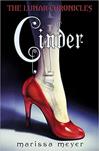 Image result for cinder by marissa meyer
