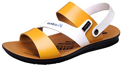 Verano Black Libre Sandalias de Sandalias al de Aire Temptation Verano de Zapatos Playa qYnzx0UY