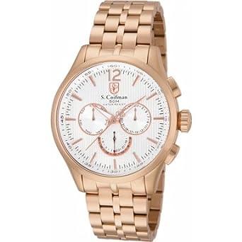 S Coifman SC0129 Herren armbanduhr