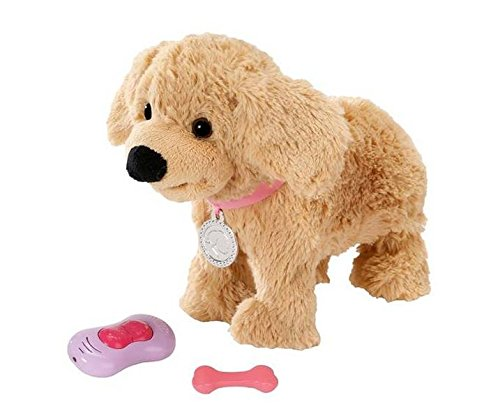 Zapf 819524 Cagnolino Andy con Accessori Baby Born Zapf Creation