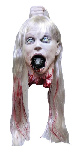 Rat Girl Puppet Head Illusion Halloween Prop Your Hand Controls The Head/Mouth (Halloween Illusion Costumes)