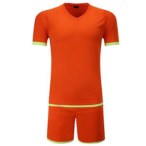 レディ達成予約BOZEVON メンズ&ボーイズ夏通気性スポーツウェア、ワールドカップサッカーTシャツ、サッカーキットシャツ