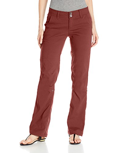 prAna Women's Halle - Regular Inseam Pants, Raisin, Size 4