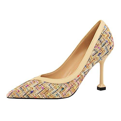 a buon mercato Tacco con Lavoro da Eleganti Scarpe Eleganti