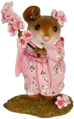 Wee Forest Folk M-459a Cherry Blossom Girl New 2019