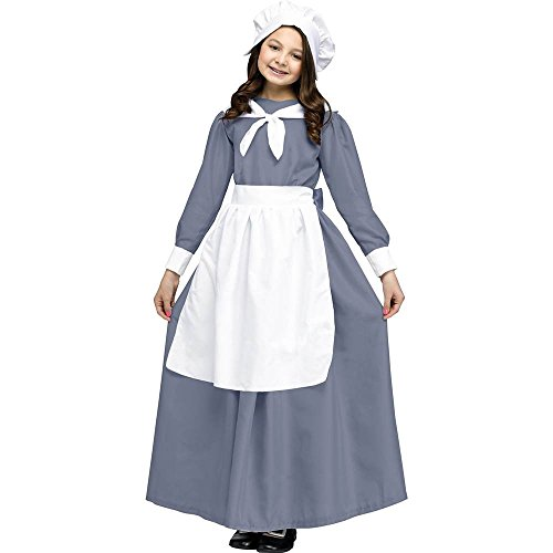 Fun World Pilgrim Girl Costume