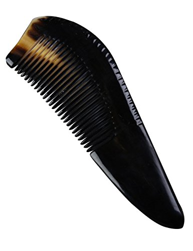THEE Natural Horn Comb Anti-Static Hair Comb for sale  Delivered anywhere in Canada