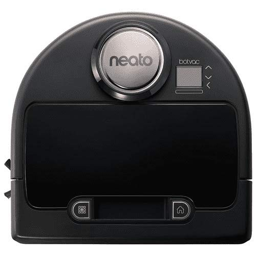 Read About Neato Botvac Connected Wi-Fi Enabled Robot Vacuum, Compatible with Alexa