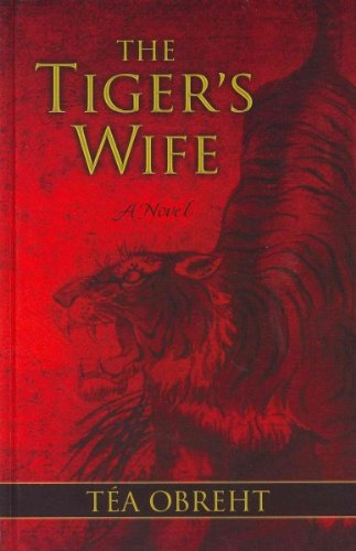 Download The Tiger's Wife (Wheeler Large Print Book Series) pdf